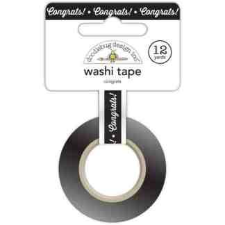 Doodlebug Design Washi Tape Congrats