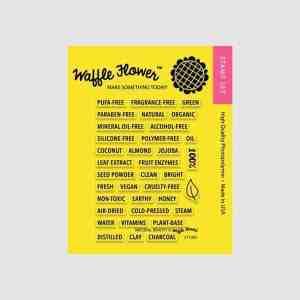 Waffle Flower Crafts Natural Beauty Stamp Set