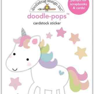 Doodlebug Design Doodle Pops Unicorn
