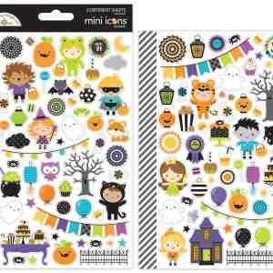 Doodlebug Design Mini Icons Pumpkin Party