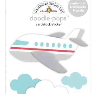 Doodlebug Design Doodle Pops Jet Set