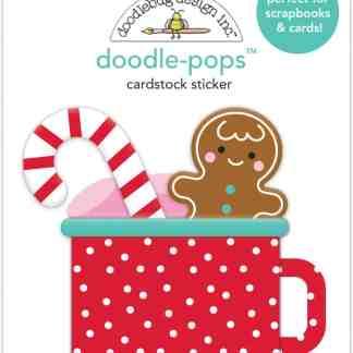Doodlebug Design Doodle Pops Hot Cocoa