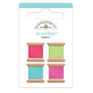 Doodlebug Design Bobbins Braddies