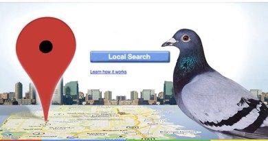 Google's Pigeon algorithm update