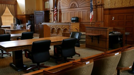 criminal trial process ends with the jury's decision
