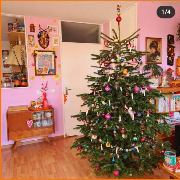 Nordmann kerstboom met kluit bezorgen nijmegen kerstboombezorging.nl