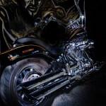 Night Rider Chicano Park San Diego Kerstenbeck Photographic Art