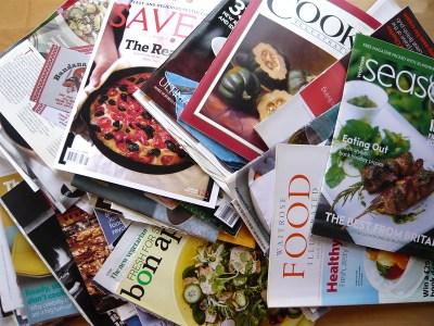 kook tijdschriften