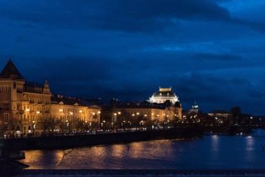 32 Prag, Tschechien, Czech Republic, sightseeing, city, night, christmas