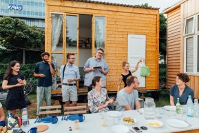 Holy Food House_Tiny Houses_Bauhaus Campus