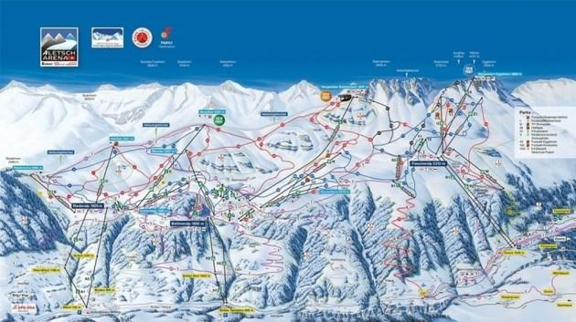Aletschgletscher_Schweiz_Europa_Winter Travel_Kerstin Musl_33