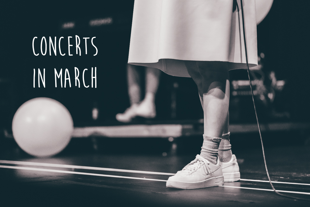 Concerts you have to see in March in Berlin