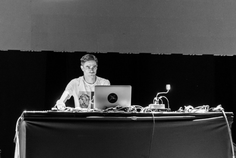 Jon Hopkins_Primavera Sound Festival Barcelona 2018_Kerstin Musl_5