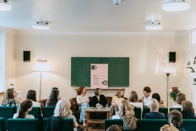 Mirna Funk, Teresa Bücker, Elke Buhr, Sarah Gottschalk, Silvia Binggeli_Casper_#1 Female Pioneer Panel_Kerstin Musl_28