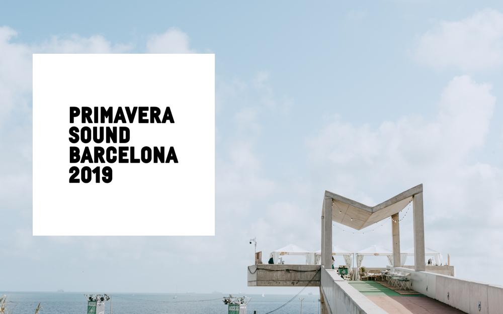Primavera Sound 2019 in Barcelona comes with a big surprise!