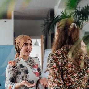 Tag 1_Chancen Hackathon 2019_Innovationsbüro Berlin_© Kerstin Musl_03