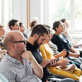 Tag 1_Chancen Hackathon 2019_Innovationsbüro Berlin_© Kerstin Musl_24