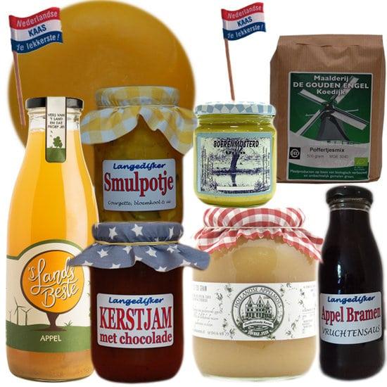 Kerstpakket Hollands 1 – Streekpakket Specialist