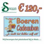 Kerstpakket Cadeaubon 120,- Maak je eigen keuze! - www.kerstpakkettencadeaubon.nl
