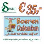 Kerstpakket Cadeaubon 35,- Maak je eigen keuze! - www.kerstpakkettencadeaubon.nl