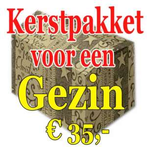 Kerstpakket Gezin Verrassing 35 - Familie verrassingspakket voor het hele gezin - Kerstpakket verrassing Gezin - www.kerstpakkettencadeaubon.nl