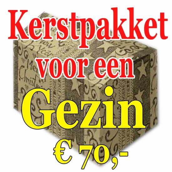 Kerstpakket Gezin Verrassing 70 - Familie verrassingspakket voor het hele gezin - Kerstpakket verrassing Gezin - www.kerstpakkettencadeaubon.nl