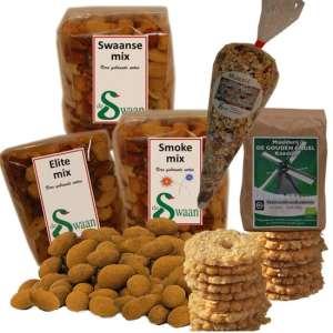 Kerstpakket Noten 7 – Kaas en noten Specialist