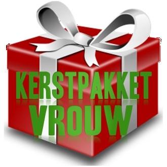 Kerstpakket Vrouw - Streekpakket gevuld met lokale streekproducten - Kerstpakketten Specialist - www.kerstpakkettencadeaubon.nl