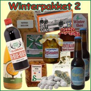 Kerstpakket Winter 2 – Streekpakket Specialist