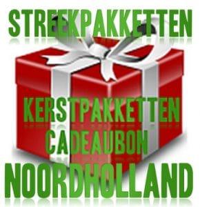 Streekpakket NoordHolland - Verantwoorde streekproducten met een unieke smaak - www.KerstpakkettenCadeaubon.nl