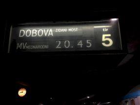 Dobova Train