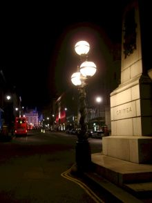 london uk photography streets by night - Pablo Kersz