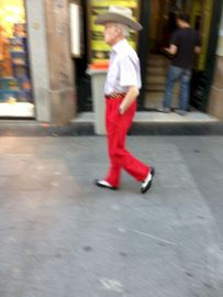 coolest guy in madrid