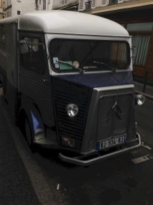 classy citroen hy camionette