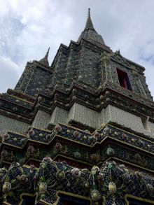 Wat Arun Ratchawararam Ratchawaramahawihan or Wat Arun is a Buddhist temple in Bangkok Yai district of Bangkok, Thailand, on the Thonburi west bank of the Chao Phraya River