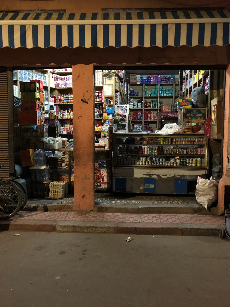 Marrakesh City in Morocco - Old Medina
