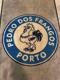 Pedro Dos Frangos, Porto