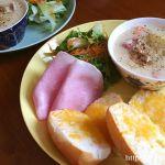 朝食LOG 20171121 クリームシチューのワンプレート