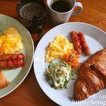 朝食LOG 20180131 ワンプレート朝ごはん