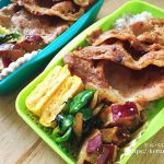 コストコの豚ロースで作る味噌漬け焼き弁当
