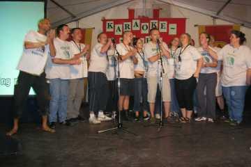 Karaoke Abend 2006