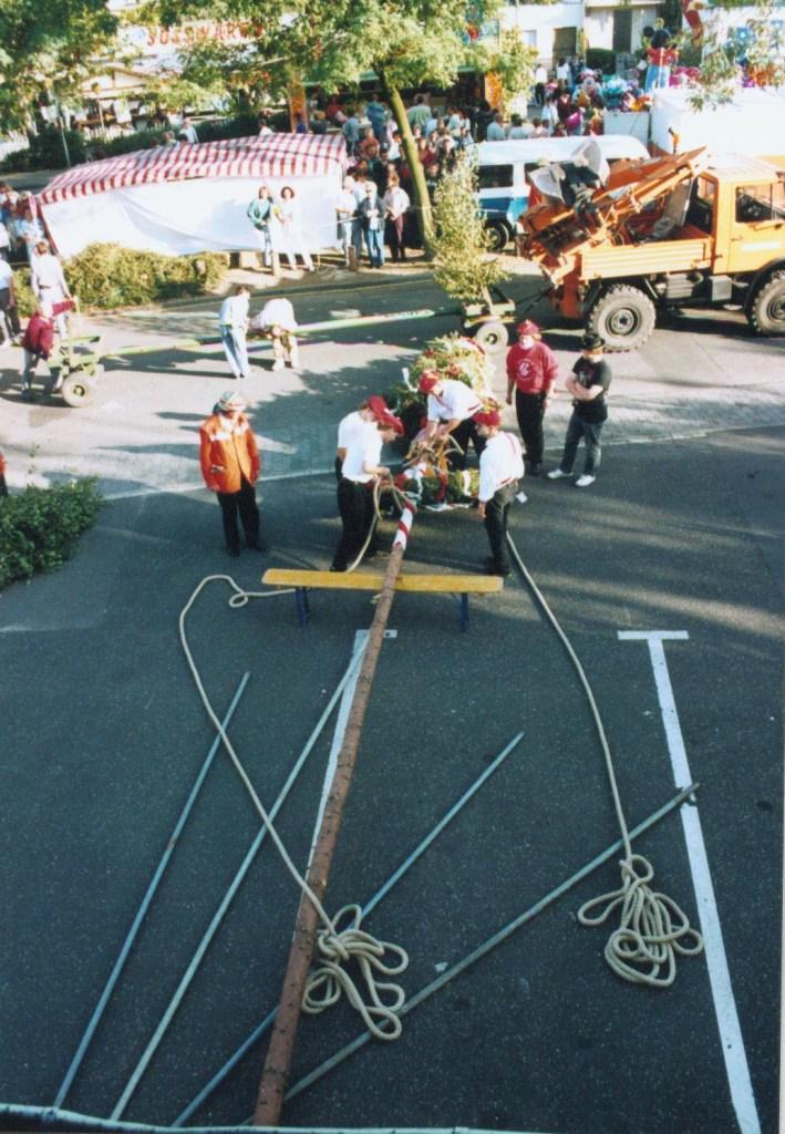 """""""Der Spargel"""" 1994"""
