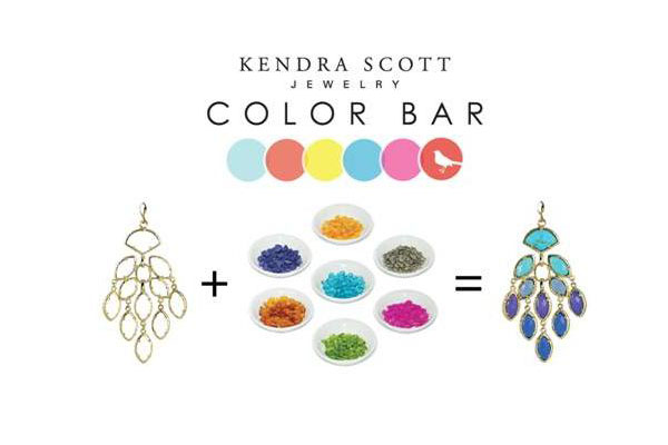 My First Kendra Scott Necklace
