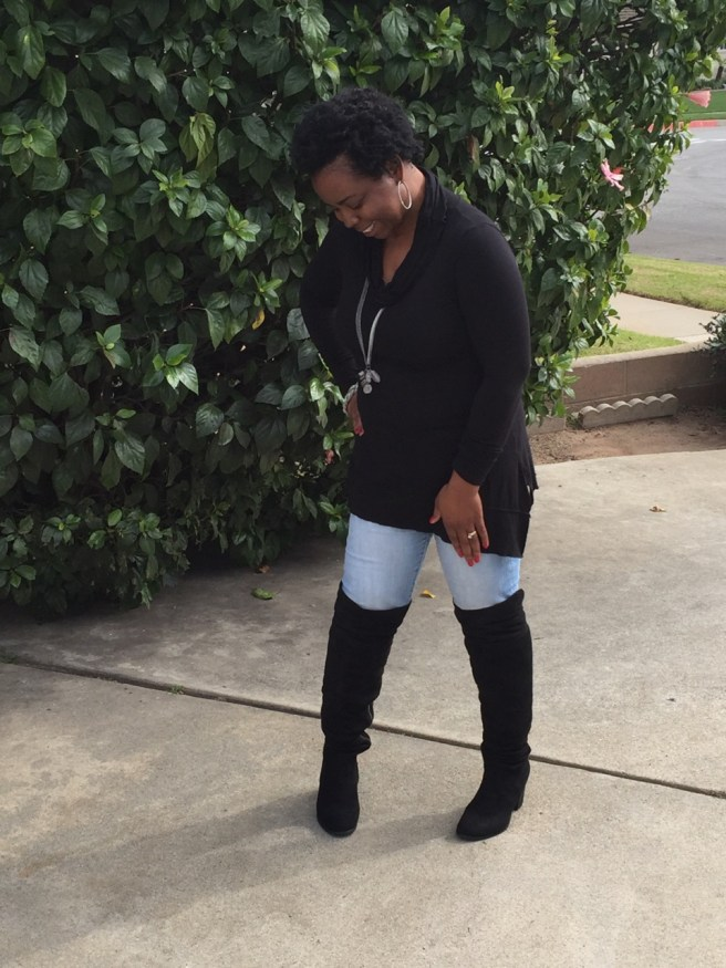 Over the knee boots-Work it Wednesday!-5