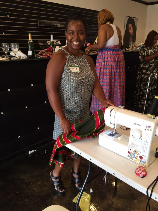 Sip and Sew