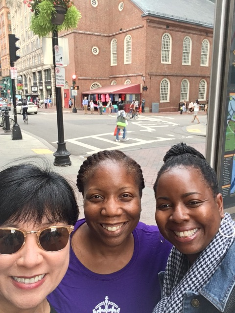 My Trip to Boston, Home Sense, and Duck Tour Adventures