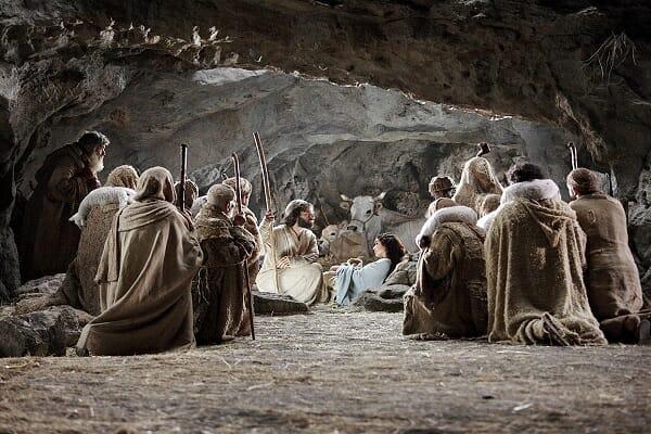 Jesus Luz del mundo