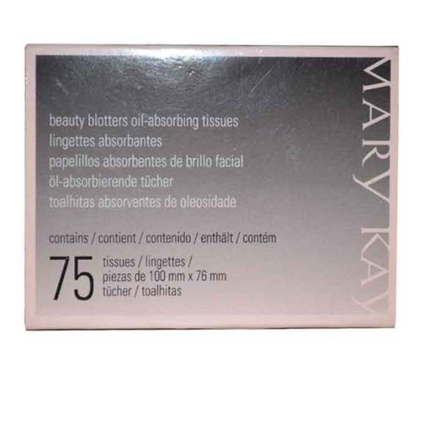 Mary Kay Beauty Blotters® Oil-Absorbing Tissues - 75 Tissues