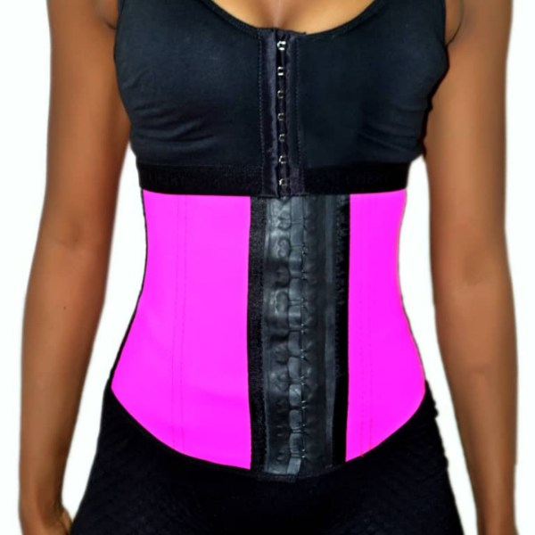 2026 Ann Chery Short Torso Latex Waist Trainer