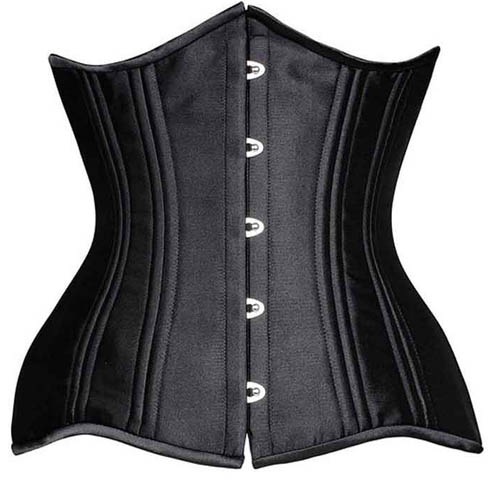 Camellias 26 Steel Boned Heavy Duty Fashion Corset